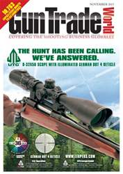 Gun Trade World issue November 2015
