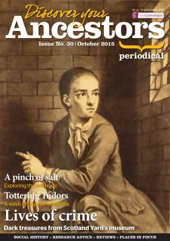 Discover Your Ancestors issue October 2015