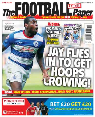 The Football League Paper issue 5th October 2015