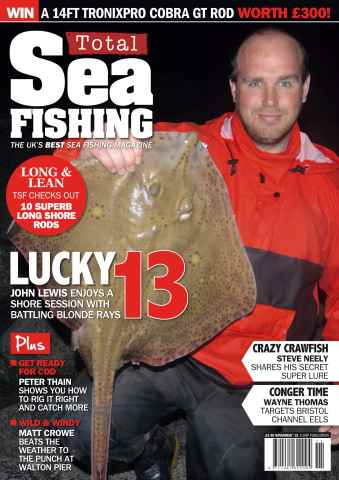 Total Sea Fishing issue November 2015