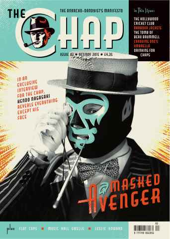 The Chap issue October November 2015