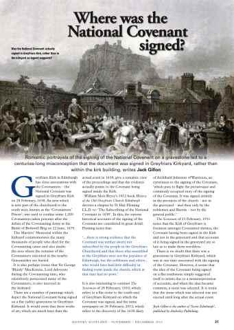 History Scotland Preview 31
