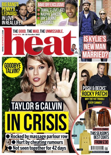 Heat issue 6th October 2015