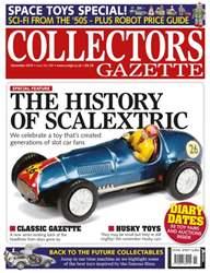Collectors Gazette issue November 2015