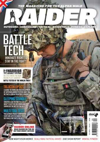 Raider issue Vol 8 Issue 7