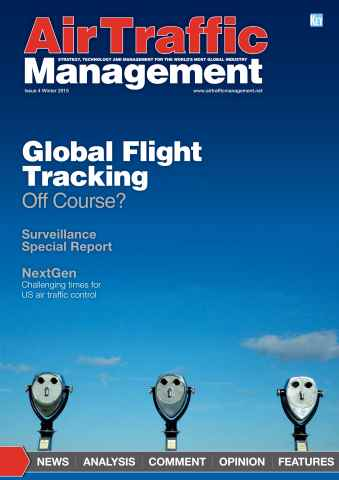 Air Traffic Management issue Issue 4 2015