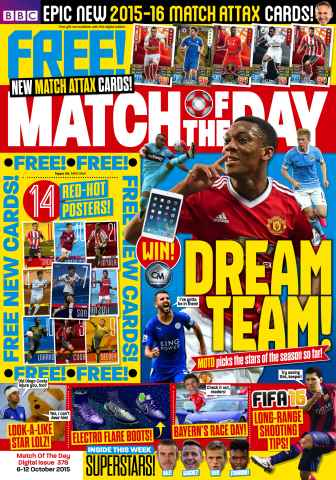 Match of the Day issue Issue 378