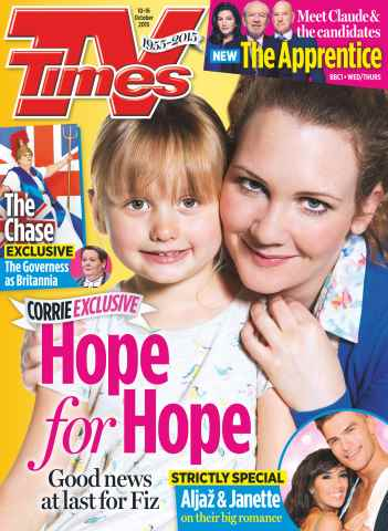TV Times issue 10th October 2015
