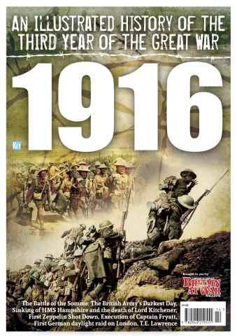 Britain at War Magazine issue 1916
