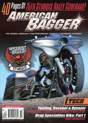 American Bagger issue Oct 2015