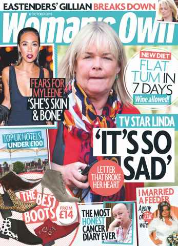 Womans Own issue 12th October 2015