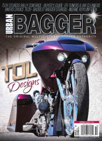 Urban Bagger issue October 2015