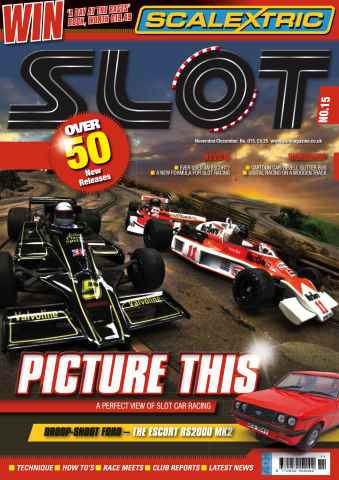 Slot issue  015 Nov / Dec