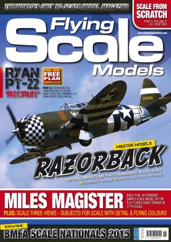 Radio Control Model Flyer issue Nov
