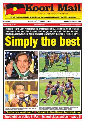 Koori Mail issue 611