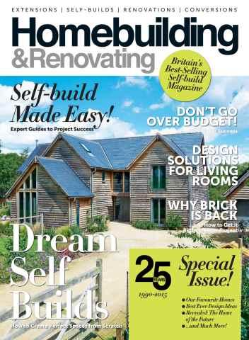 Homebuilding & Renovating issue November 2015