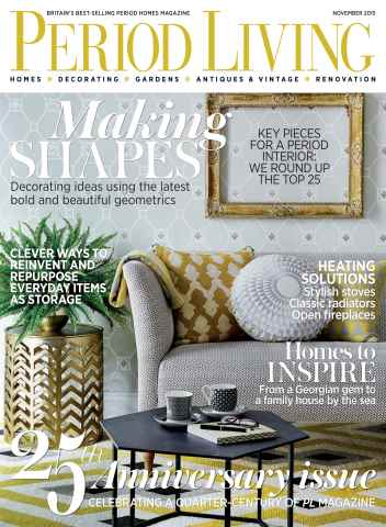 Period Living issue November 2015