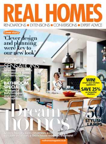Real Homes issue November 2015