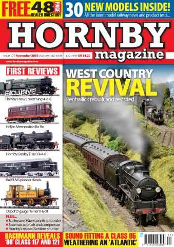 Hornby Magazine issue November 2015