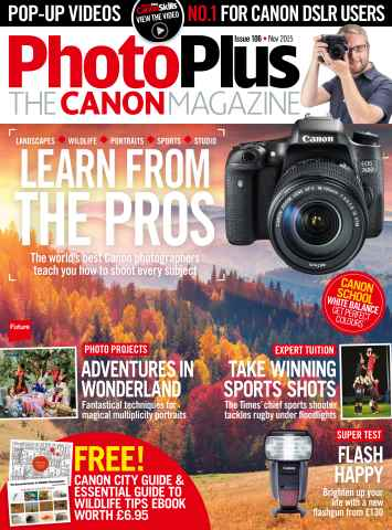 PhotoPlus issue November 2015