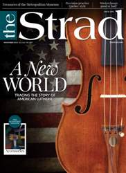 The Strad issue November 2015
