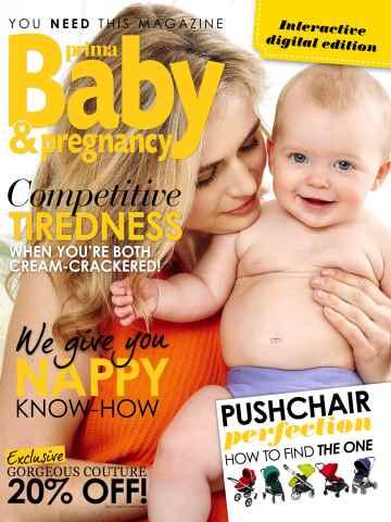 Prima Baby & Pregnancy issue   November 01112015