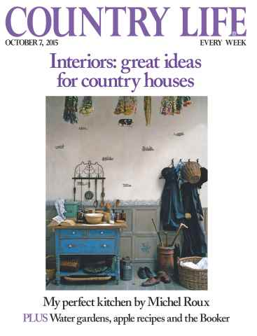 Country Life issue 7th October 2015