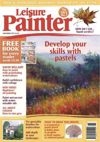 Leisure Painter issue November 2015