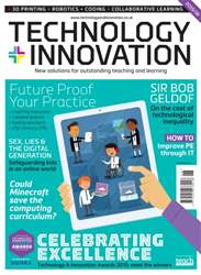 Technology and Innovation issue Issue 2