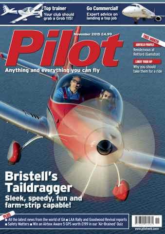 Pilot issue November 2015
