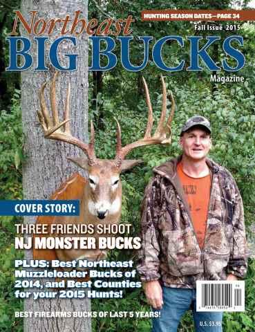 Northeast Big Bucks issue Northeast Big Bucks Fall 2015 Issue