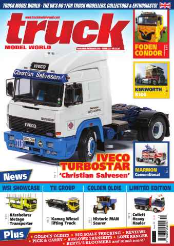 Truck Model World issue Nov / Dec