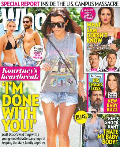 WHO issue October 19, 2015