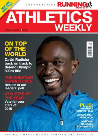 Athletics Weekly issue 08 October 2015