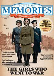 Scottish Memories issue November 2015