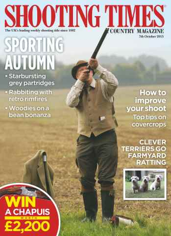 Shooting Times & Country issue 7th October 2015