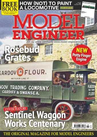 Model Engineer issue No. 215 Vol. 4519