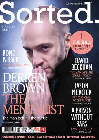 Sorted Magazine – The men's mag with morals issue Sorted Issue 49