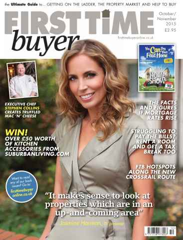 First Time Buyer issue Issue 55 October/November 2015