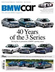 BMW Car issue November 15