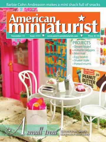 American Miniaturist issue Issue 151