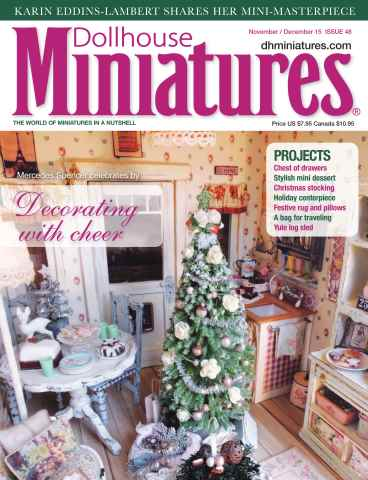 Dollhouse Miniatures issue Issue 48