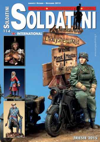 Soldatini International issue 114