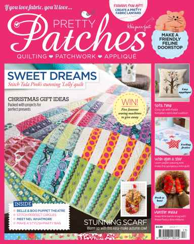 Pretty Patches Magazine issue Issue 17