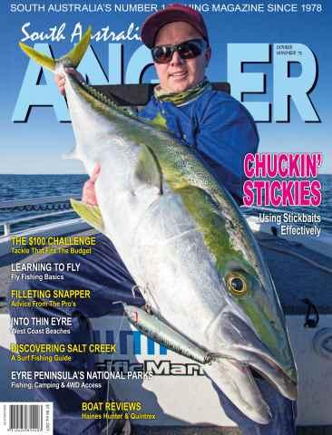 South Australian Angler (SA Angler) issue SA Angler - October/November 2015