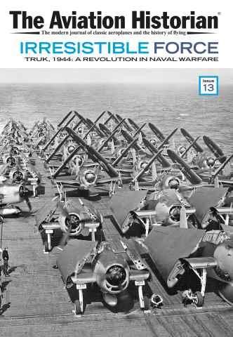 The Aviation Historian Magazine issue Issue 13