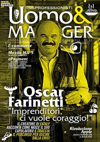 UOMO & MANAGER issue UOMO&MANAGER #30