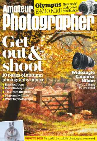 Amateur Photographer issue 17th October 2015