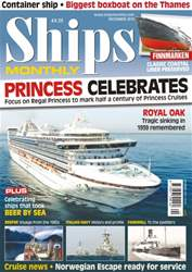 Ships Monthly issue No. 612 Princess Celebrates