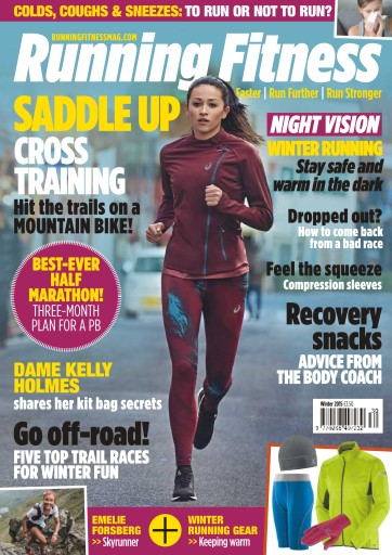 Running Fitness issue No. 183 Saddle Up
